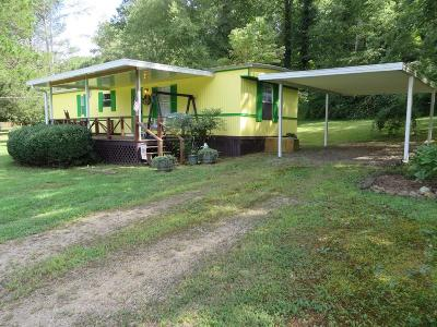 Macon County Single Family Home For Sale: 74 Meadow Creek Road