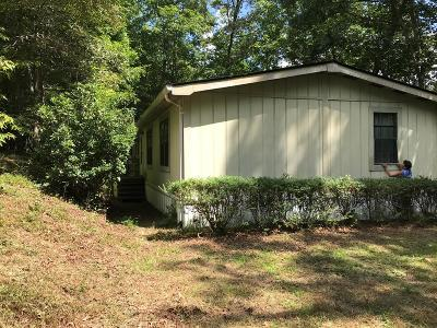 Otto Single Family Home For Sale: 12464 Georgia Road