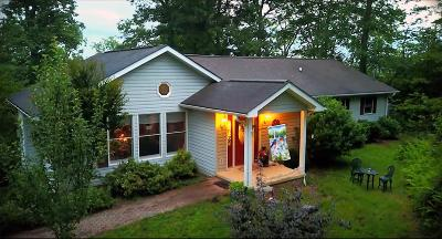Franklin Single Family Home For Sale: 315 Ridgetop Rd