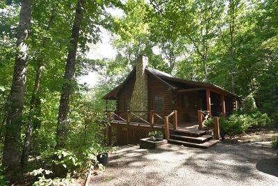 Macon County Single Family Home For Sale: 342 Willow Cove Rd.