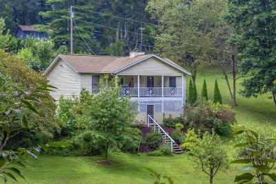 Franklin NC Single Family Home For Sale: $189,000