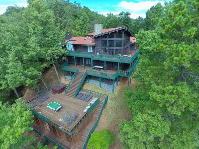 Bryson City Single Family Home For Sale: 287 Lake Ridge