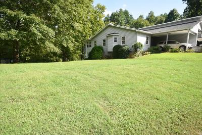 Franklin NC Single Family Home For Sale: $129,900