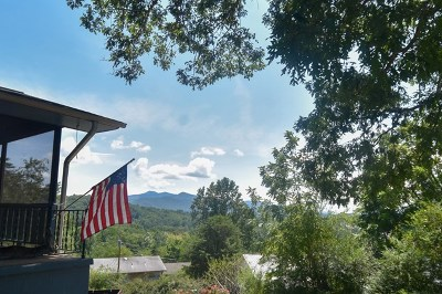 Franklin NC Single Family Home For Sale: $189,900
