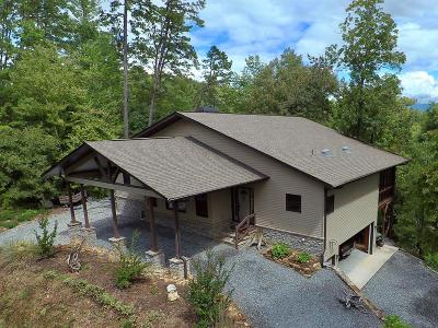 Bryson City Single Family Home For Sale: 240 Tsali Point