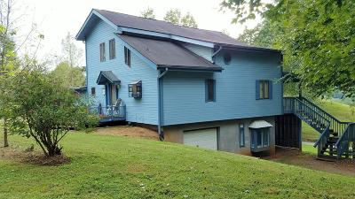 Single Family Home For Sale: 339 Holly Springs Estates Road