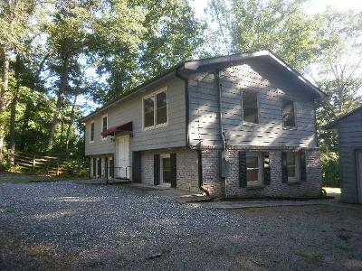 Franklin Single Family Home For Sale: 459 Lakeshore Drive