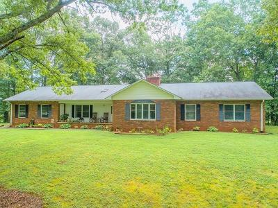 Macon County Single Family Home For Sale: 111 Coweeta Lab Road