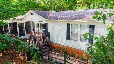 Franklin Single Family Home For Sale: 531 Carolina Village Circle