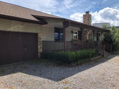 Jackson County Single Family Home For Sale: 410 Echo Ridge