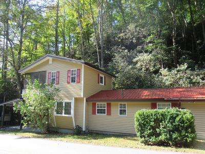 Franklin Single Family Home For Sale: 444 Ledford Branch Road
