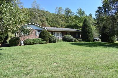 Franklin Single Family Home For Sale: 7106 Highlands Rd