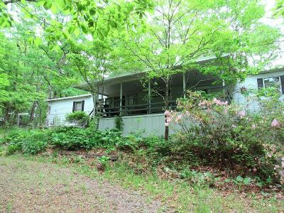 Franklin NC Single Family Home For Sale: $40,000
