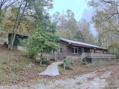 Otto Single Family Home For Sale: 177 Creek Rd.