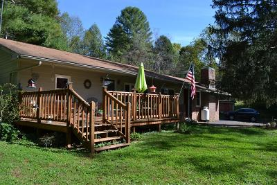 Single Family Home For Sale: 176 Laurel Lake Rd