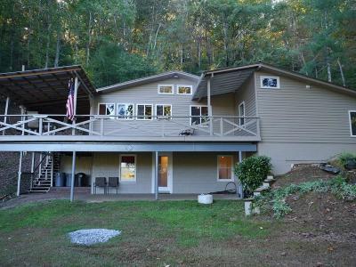 Franklin Single Family Home For Sale: 706 Hall Farm Road