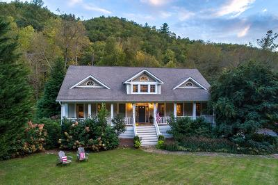 Jackson County Single Family Home Pending/Under Contract: 62 Ahoya Trail