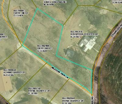 Franklin Residential Lots & Land For Sale: 00 Meadow View Lane