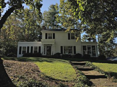 Sylva Single Family Home Pending/Under Contract: 38 Ridgeway Street