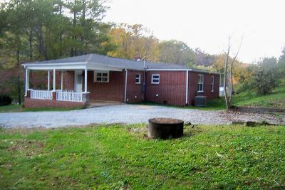 Macon County Single Family Home For Sale: 1136 Sugarfork Rd