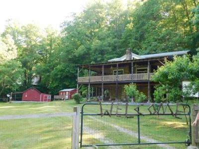 Bryson City Single Family Home For Sale: 127 Houston Farm Road