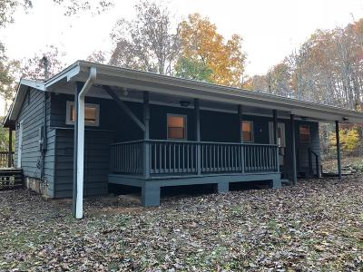 Franklin Single Family Home For Sale: 33 Rogers Knob Road