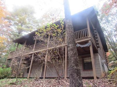 Murphy Single Family Home Pending/Under Contract: 186 Amanda's Way