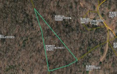 Residential Lots & Land For Sale: 00 Mashburn Branch Road