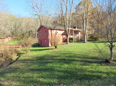 Franklin NC Single Family Home For Sale: $105,000