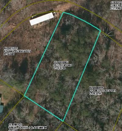 Franklin Residential Lots & Land For Sale: Earnhardt Dr