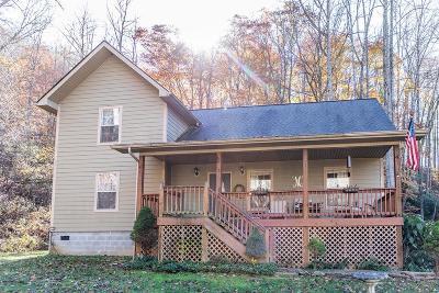 Jackson County Single Family Home For Sale: 3254 Wayehutta