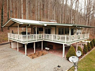 Jackson County Single Family Home For Sale: 3468 Cullowhee Mountain Road