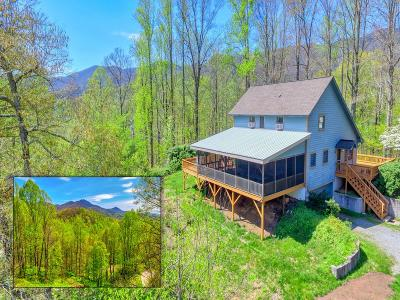 Sylva Single Family Home For Sale: 668 & 67 Bull Thistle Way