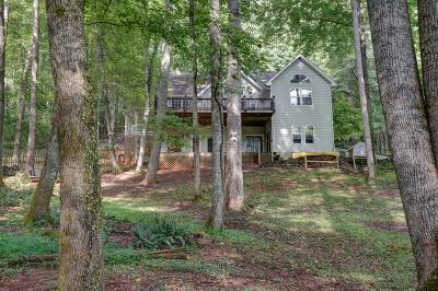Sylva Single Family Home Pending/Under Contract: 259 Workman Road
