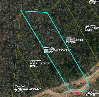 Franklin, Otto Residential Lots & Land For Sale: Lot 184 Anderson Creek Rd