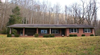 Sylva Single Family Home For Sale: 600 Hidden Valley Rd
