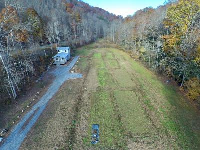 Jackson County Single Family Home For Sale: Tilley Creek Road
