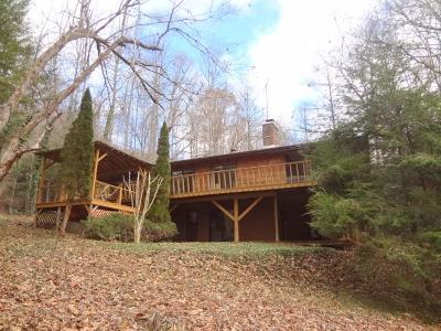 Watauga Vista Single Family Home Pending/Under Contract: 34 Pioneer Trail