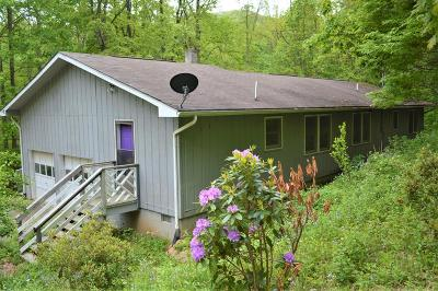 Cullowhee Single Family Home Pending/Under Contract: 4220 Tilley Creek