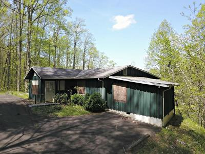 Sylva Single Family Home For Sale: 528 Early Deitz Road