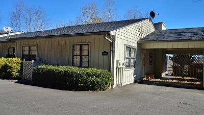 Franklin Rental For Rent: 103c Oak Creek Road