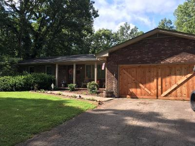 Franklin Single Family Home For Sale: 212 Parrish Lane