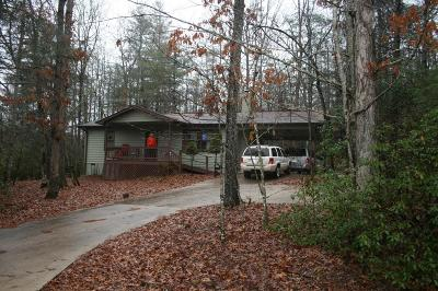 Single Family Home For Sale: 232 Old Cabin Road