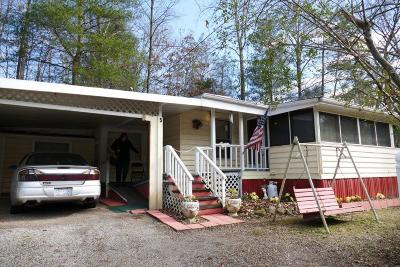 Franklin NC Single Family Home For Sale: $62,500