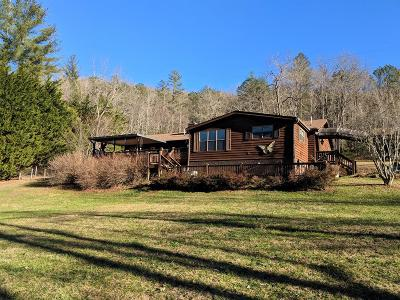 Macon County Single Family Home For Sale: 1049 West Dills Creek Rd