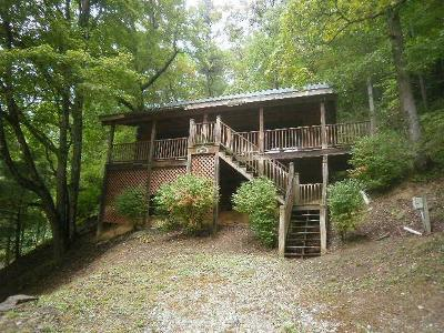 Bryson City Single Family Home Pending/Under Contract: 4853 Highway 28 South