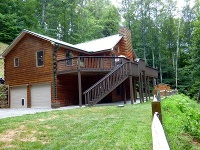 Sylva Single Family Home Pending/Under Contract: 252 Starling Ln