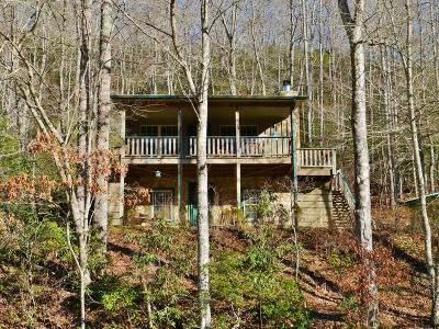 Franklin NC Single Family Home For Sale: $212,900
