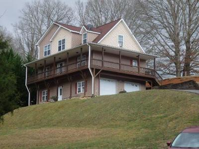 Jackson County Single Family Home For Sale: 5 Nations Creek Rd.