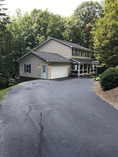 Franklin NC Single Family Home For Sale: $267,500